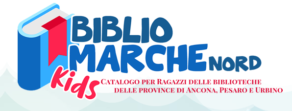 Logo Biblio Marche Nord Kids